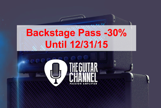 Boxing Day Special: Backstage Pass -30%