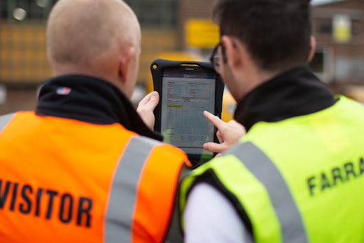 Mobile Construction Forms Success Story