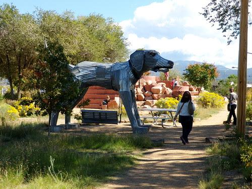 Railyard Dog