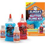 Elmer's Glue Glitter Slime Kit