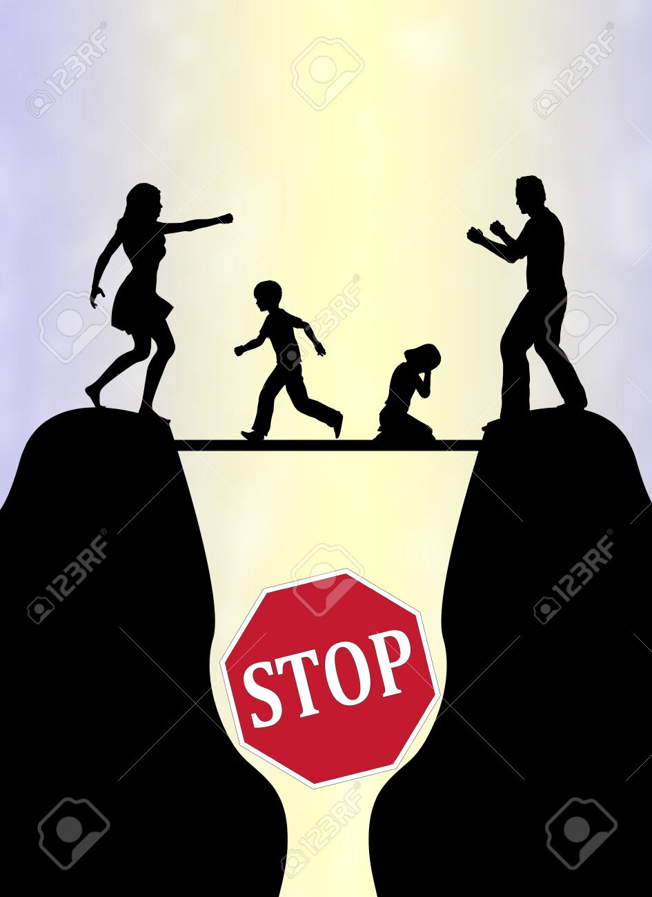 31794923-Stop-the-Family-Fight-Concept-sign-to-avoid-or-end-domestic-violence-with-children-as-main-victims-Stock-Photo.jpg (945×1300)