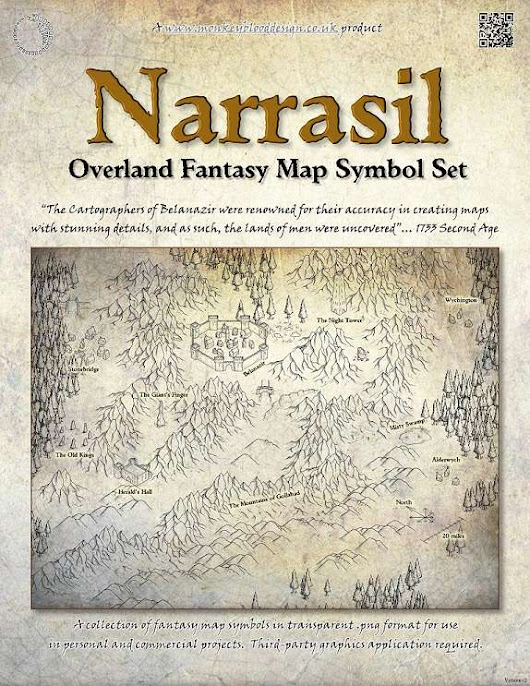 Narrasil Icon Set