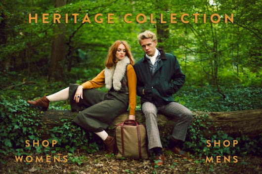 Timeless Vintage Heritage, New Rokit Recycled AW14 items added to collection and visit our New Collections store!