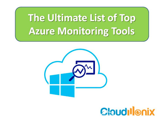 The Ultimate List of Top Azure Monitoring Tools