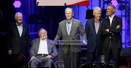 Former Presidents Call for Unity at Hurricane Aid Concert - NBC News