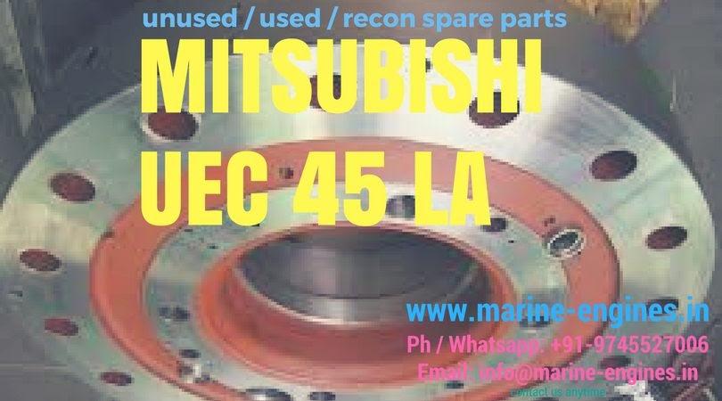 Mitsubishi UEC 45LA | Spare Parts