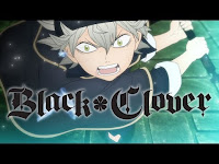 Sinopsis Anime Black Clover, Anime Saingannya Boruto