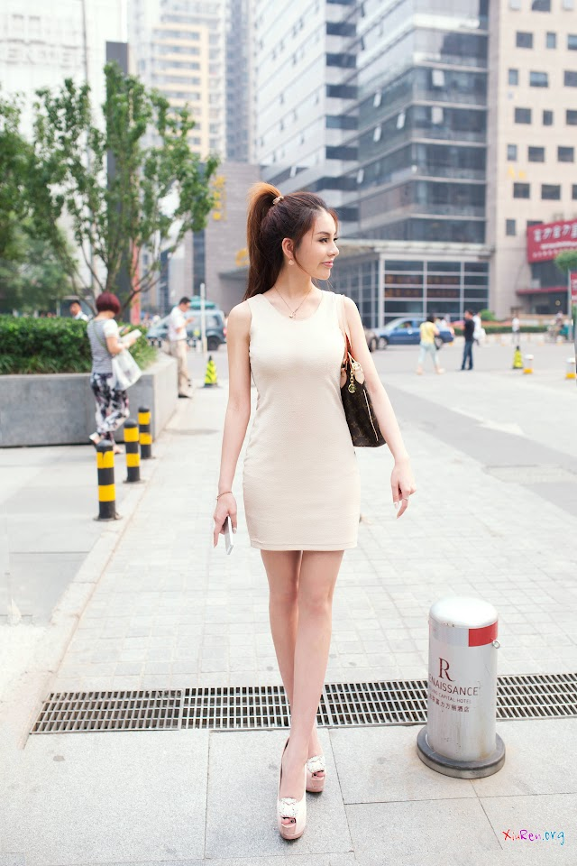 Tuigirl 013 Zhao Weiyi