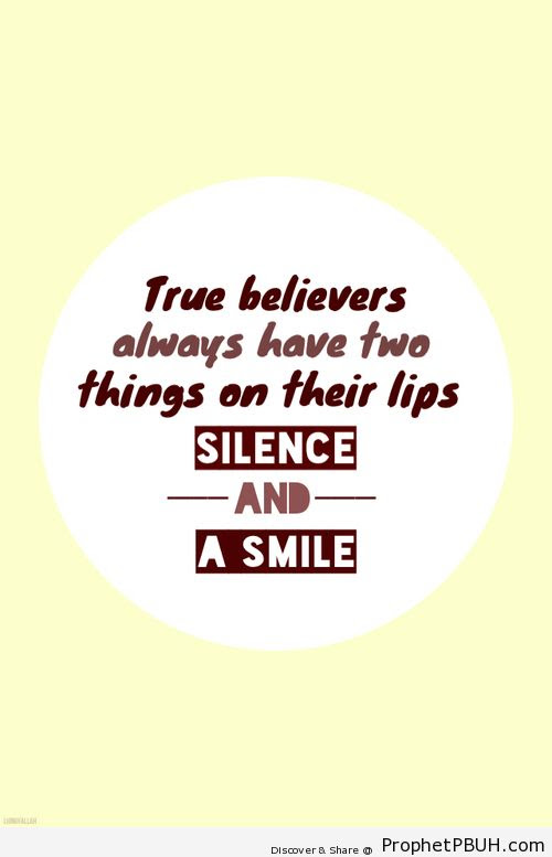 Quotes About Silent Smile 32 Quotes