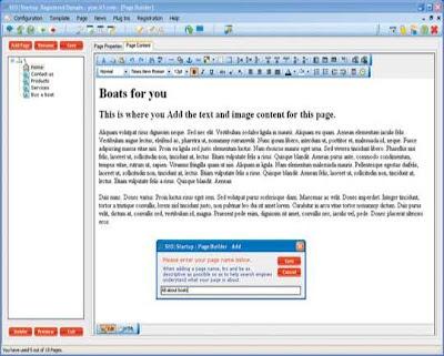 IT3.com SEO Startup website building software - Review