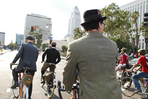 Los Angeles Tweed Ride
