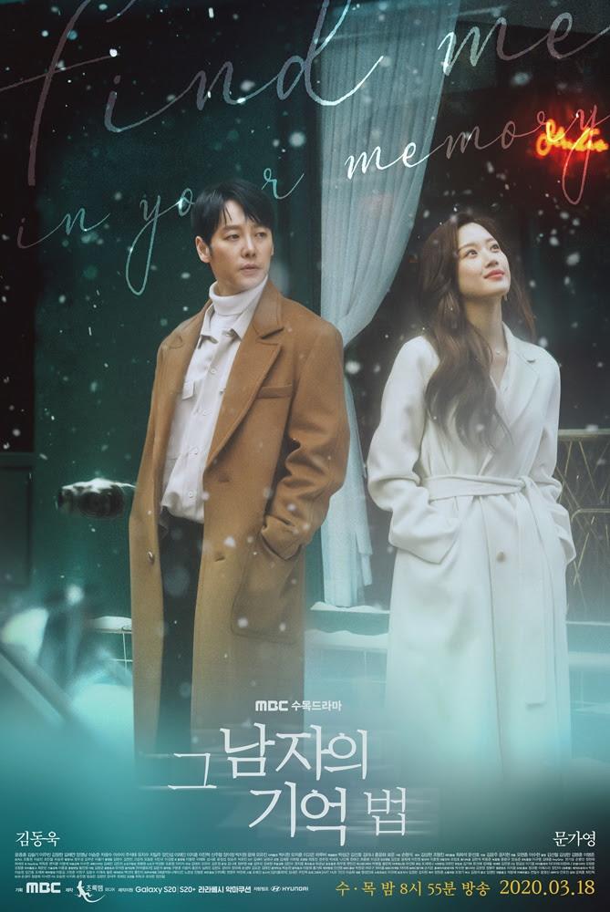 📺 Korean Tv Series Review: Find Me in Your Memory (그 남자의 기억법)