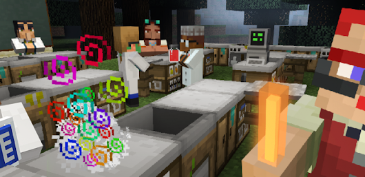 Introducing Chemistry Update for Minecraft: Education Edition!