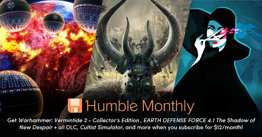 March 2019 Humble Monthly