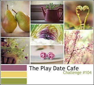 J.Day Designs: Play Date Cafe Challenge #104 - A little mellow