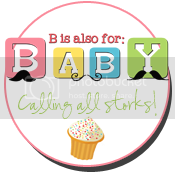B is also for: Baby