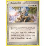 Pokemon EX Crystal Guardians Uncommon Castaway #72