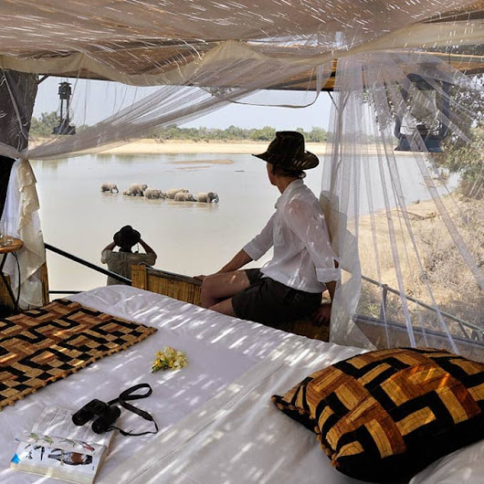 South Luangwa National Park - For an authentic luxury safari Zambia