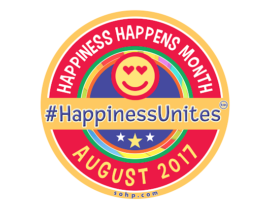 Happiness Happens Month 2017 - Secret Society Of Happy People