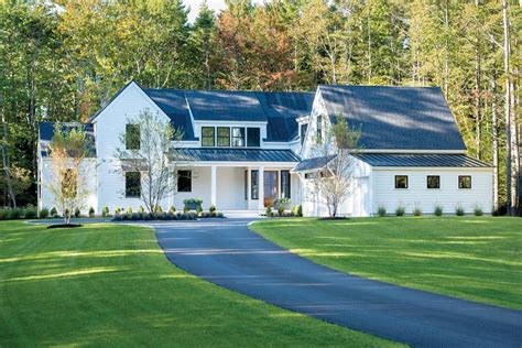 clean slate kevin browne architecture maine homedesign