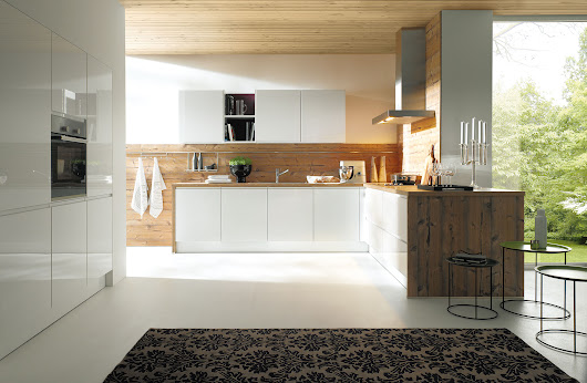 Schuller Contemporary Alea Kitchen - Bentons Kitchens