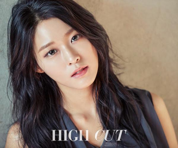 Seolhyun (AOA) - High Cut Magazine vol. 192