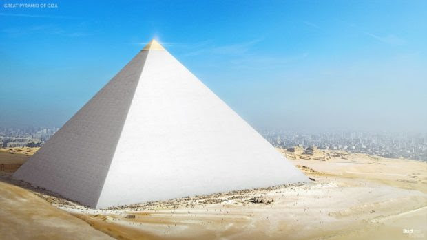 How the 7 Wonders of the World might have looked today