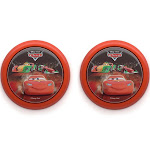 Philips Disney Pixar Cars Battery Powered LED Push Touch Night Light, 2 Count by VM Express