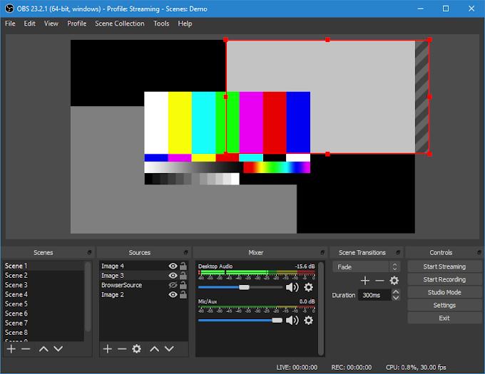 OBS Studio - Download, Instalação e Como Usar p/ Transmitir Conteúdos Durante Quarentena do COVID19