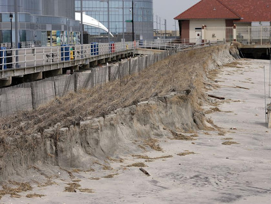 Dune construction to begin next week in Atlantic City