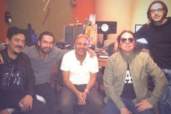 Cristian Castro y Genitallica graban tema rockero