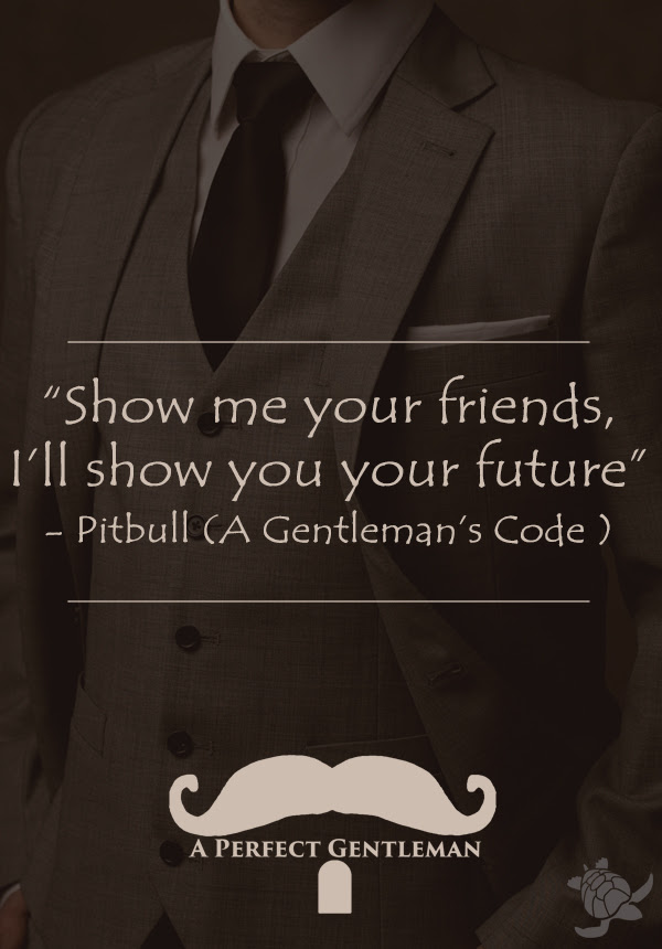 Show Me Your Friends Pitbull Quote