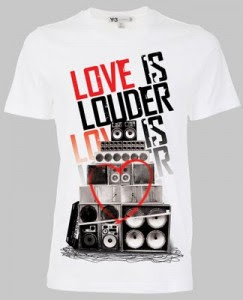love-is-louder-tee-shirt-personnalise