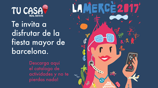 La Fiesta de la Merce | Real Estate Tu Casa