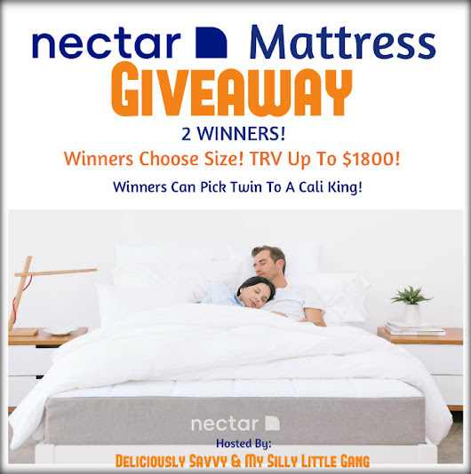 NECTAR Mattress Giveaway - Heartbeats~ Soul Stains