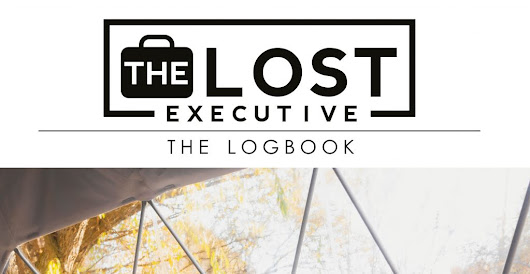 The Glamping and Safari Logbook. November 2018 Issue. · The Lost Executive