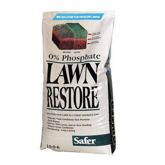Ringer 0% Phosphate Lawn Restore Fertilizer
