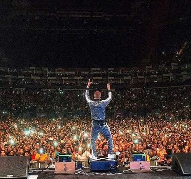 Image result for wizkid from ojuelegba to the world
