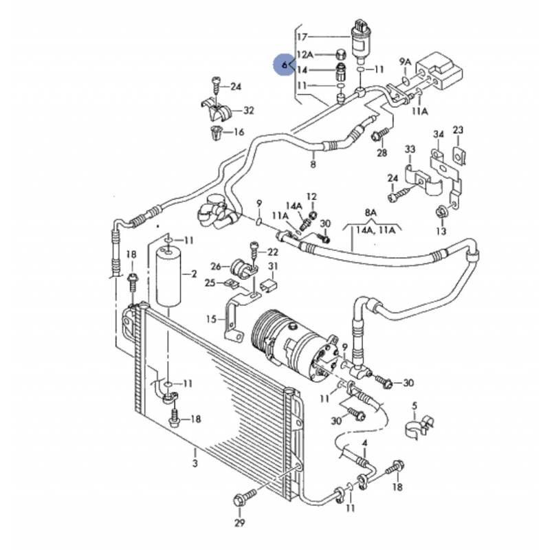Stromlaufplan Ford Maverick