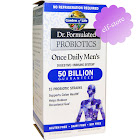 Garden of Life Dr. Formulated Probiotics Once Daily Men's 50 Billion Supplement, Capsules - 30 count