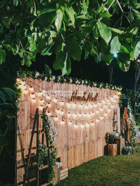 49 Cheap Backyard Wedding Decor Ideas   Good ideas,DIYs