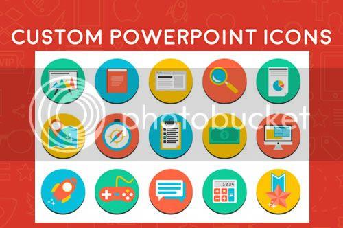 18 Icon Cantik yang Dibuat dengan PowerPoint