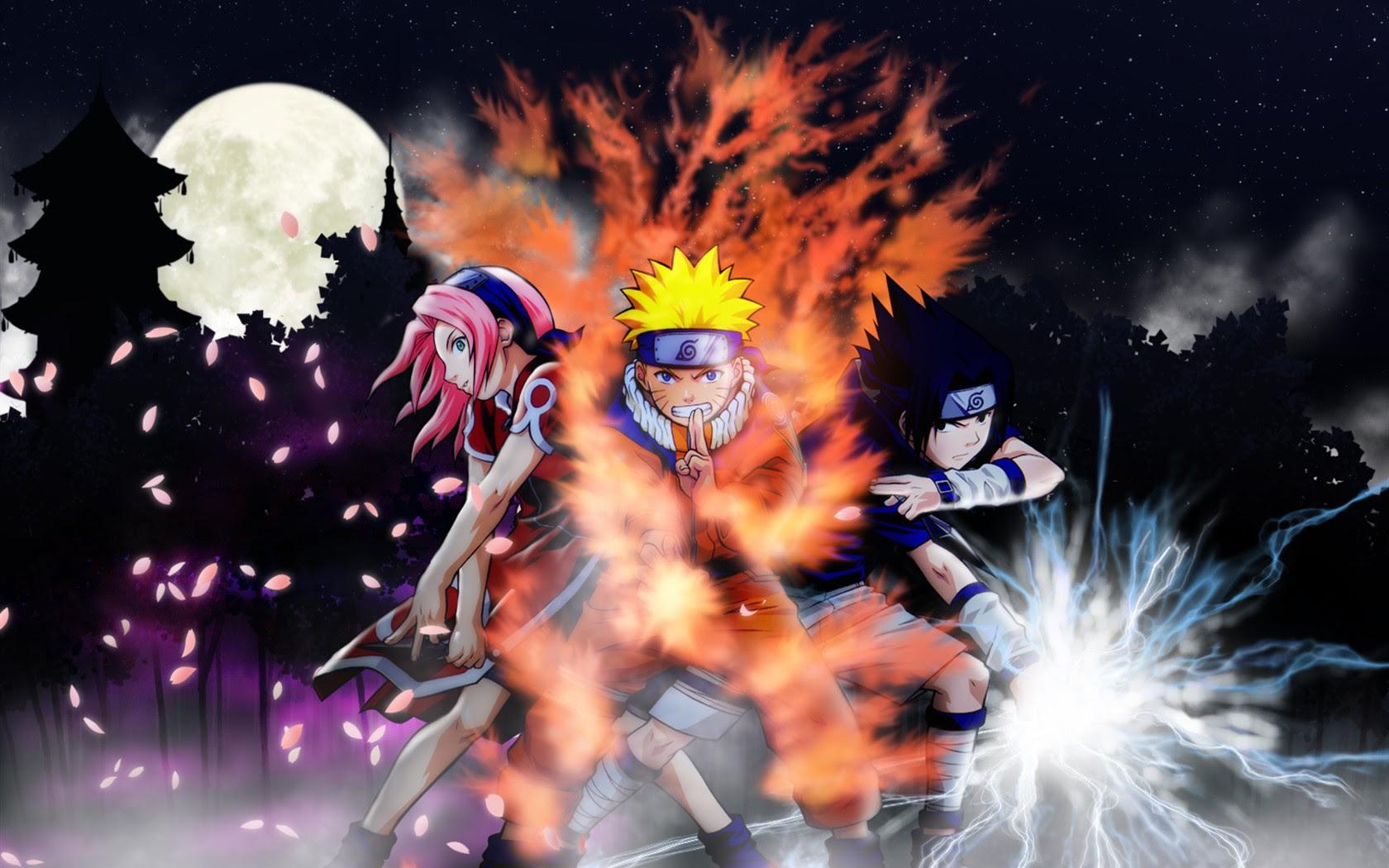 Naruto ナルト 壁紙アルバム 1 13 1680x1050 壁紙ダウンロード
