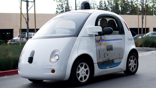 Google patents 'crumpling' car safety system - BBC News
