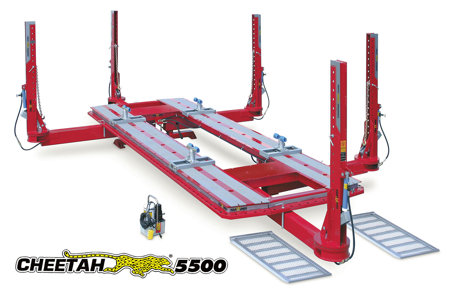 Body Shop Equipment And Frame Rack From Star A Liner 1800 445 8244