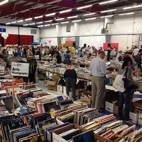Calgary Reads Big Book Sale