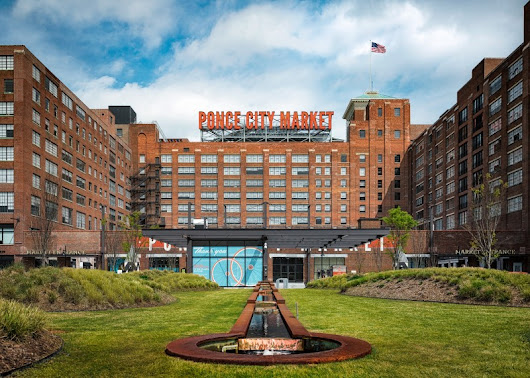 Ponce City Market, Early 2016 - Dustin Grau Photography