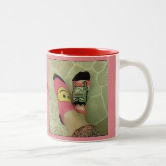#TeamJanika mug