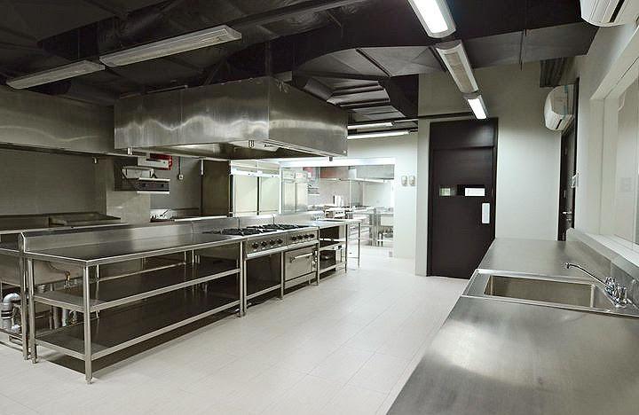 Moderne Culinaire Academy Kitchen