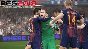 Download PES 2018 Pc gratis